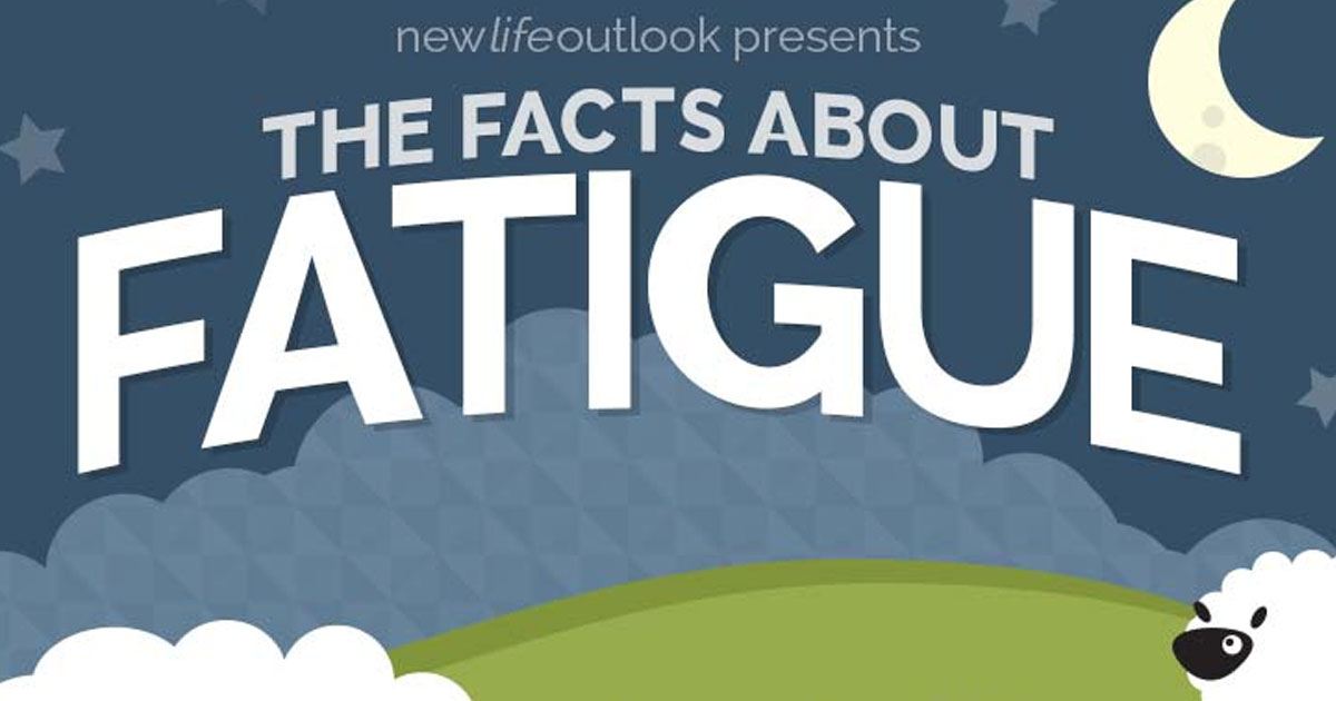 diabetic fatigue infographic: New Life Outlook Diabetes Infographic