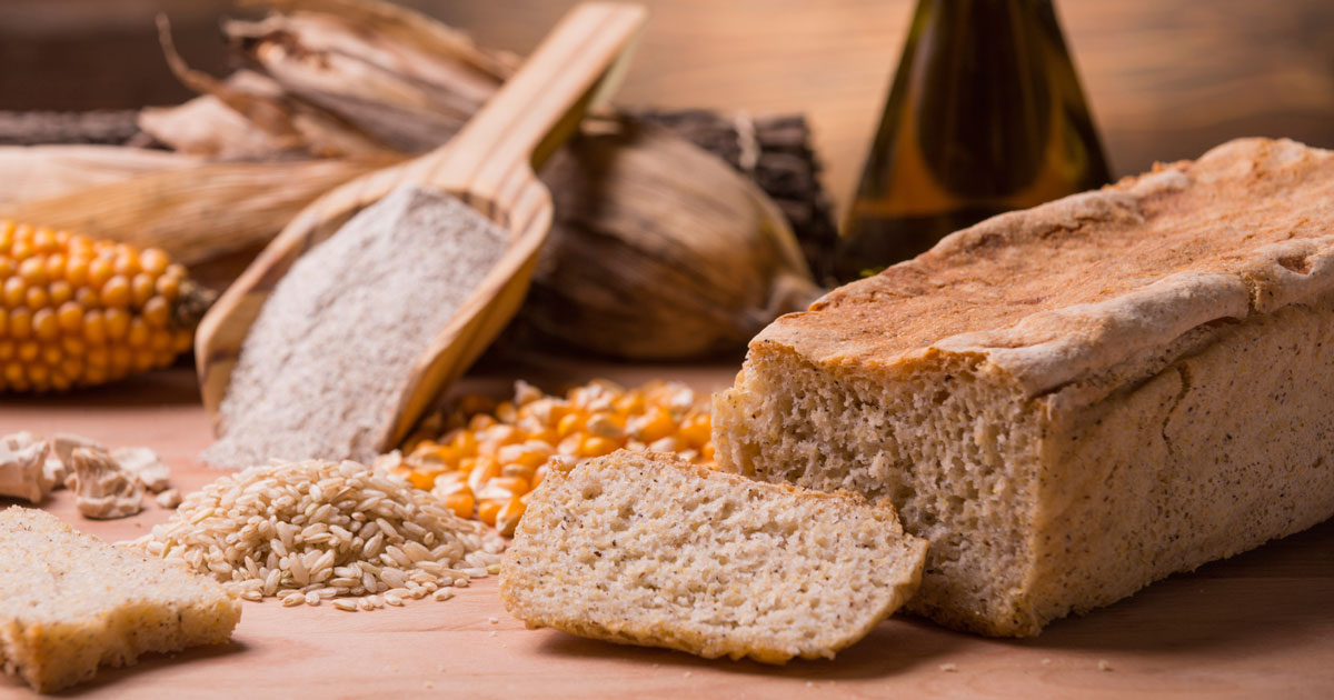 Bread, wheat, and other gluten foods