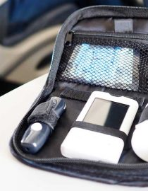 Preparing a Diabetes Kit for Emergency Situations