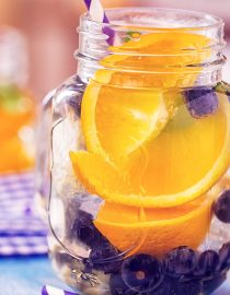 Rethink Your Drink With Diabetic-Friendly Fruit Infused Water